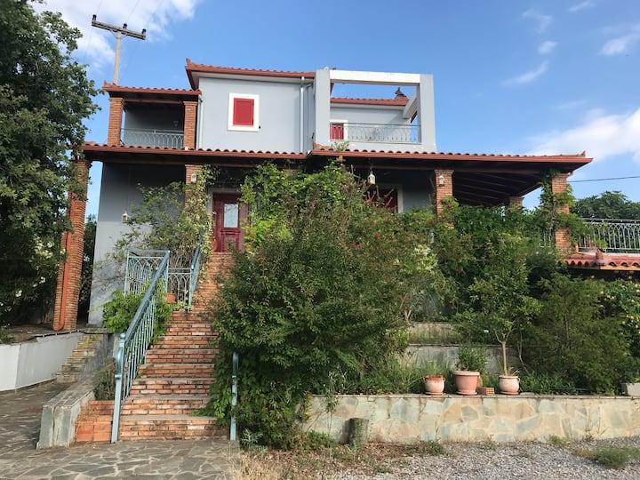 Pavlos summer home