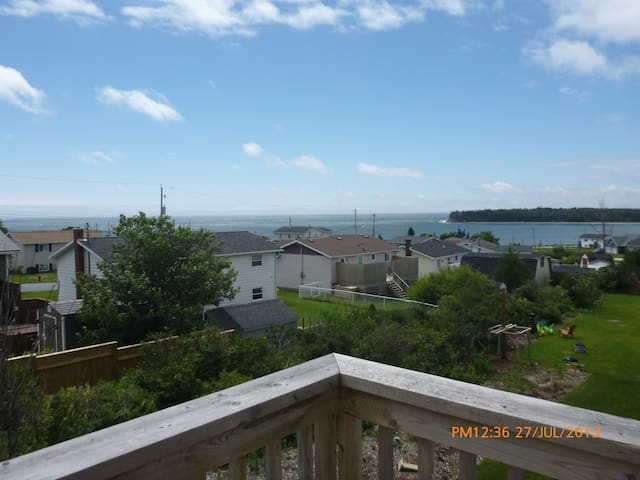 Oceanview Room #1, Eastern Passage, NS - Eastern Passage - Casa