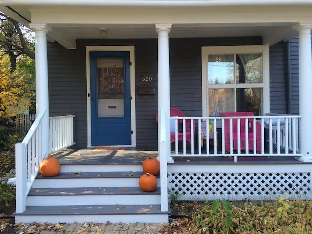 3 BR in Ann Arbor; Walk everywhere! - Ann Arbor - House