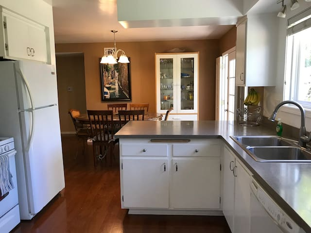 Quiet suburban home great for families!