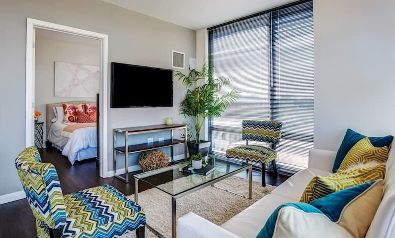 Homey place just for you   1BR in Evanston