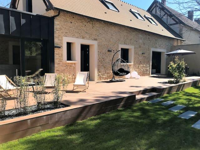 Gîte SPA proche Giverny et bord de l'Eure