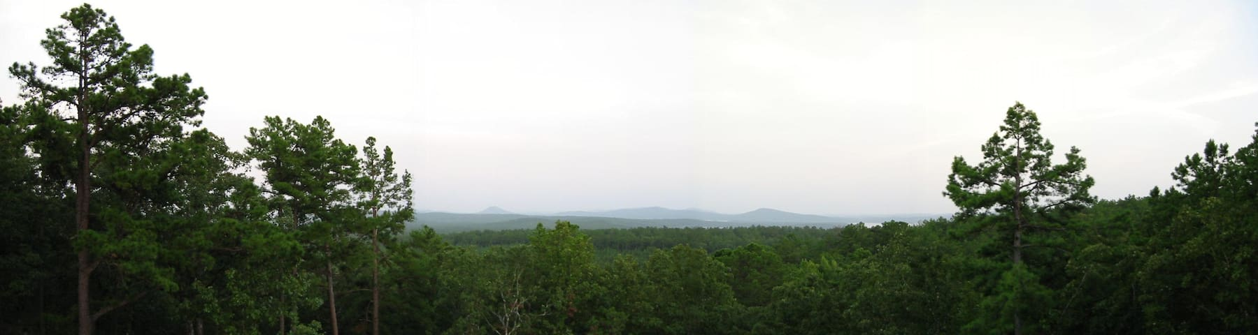 Distant Views from Back Deck