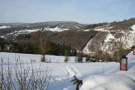 Luxury B&B just 5KM from circuit Spa-Francorchamps - Stoumont - Oda + Kahvaltı