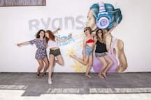 Apartment for 4 guests, 1 separate bedroom, kitchen and sofabed, free Wifi, in Playa den Bossa - Ryans Ibiza Apartments - Adults Only