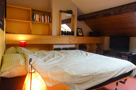 Spacious room in citycentre + bike - Leuven