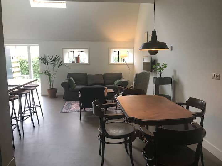 Aldehoeve-logies: Appartement Trije voor max. 4 p