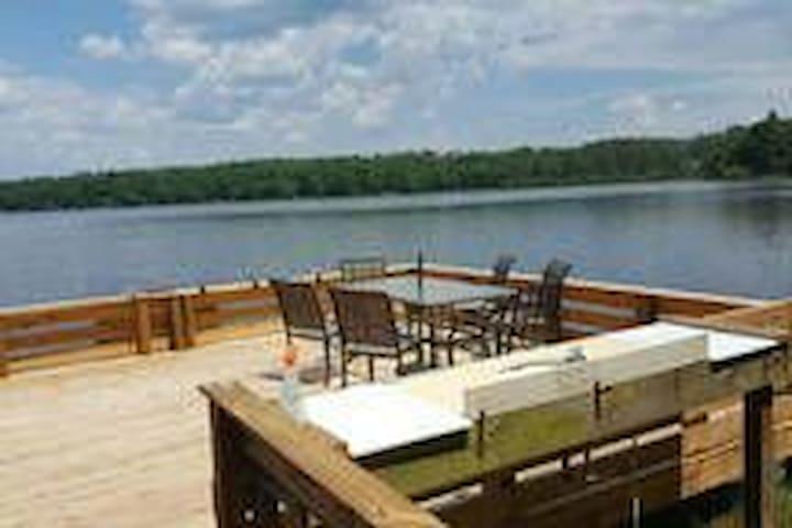 Lake Side Get-A- Way