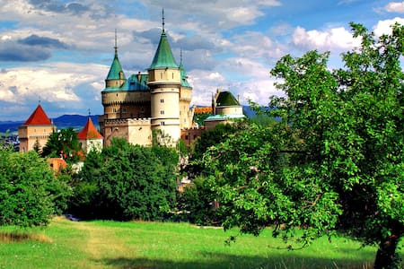 Rooms close to castle - Bojnice