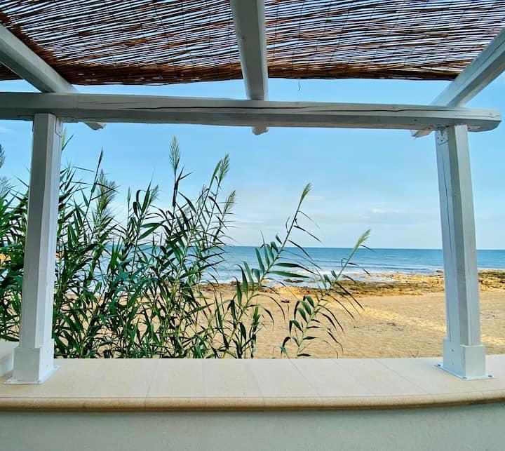 Casa sulla Spiaggia a Noto - Ground floor