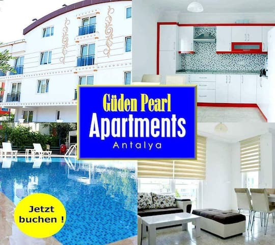 Güden-Pearl Apartment Hotel  - Antalya - Bed & Breakfast