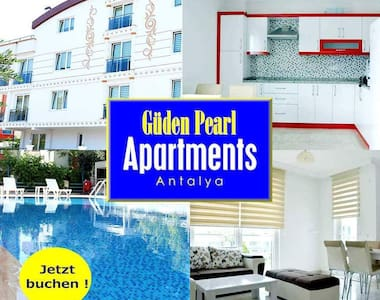 Güden-Pearl Apartment Hotel  - อันตัลยา - ที่พักพร้อมอาหารเช้า