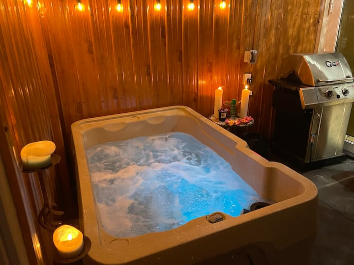 R&R Vacational #1 with private jacuzzi