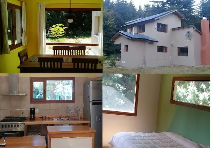 Casa en Bariloche para 6 personas