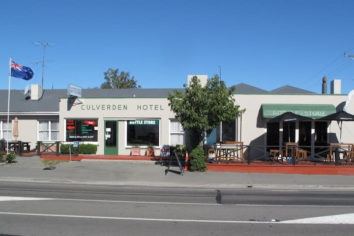 Culverden Hotel and Cafe