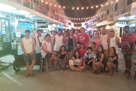 Tawanhostel fullmoonparty 2