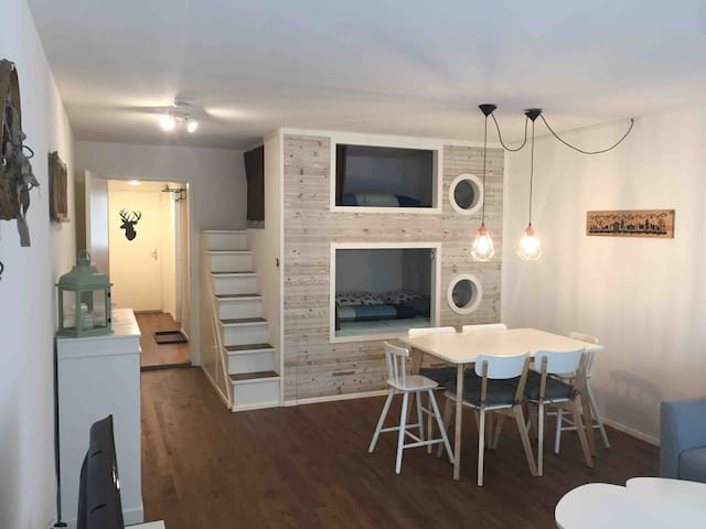 Davos-Dorf, 4 Pers. Wohnung