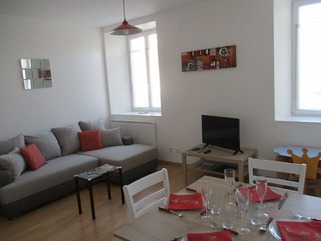 Appartement au centre de la capitale du Champagne - Épernay - Condominium