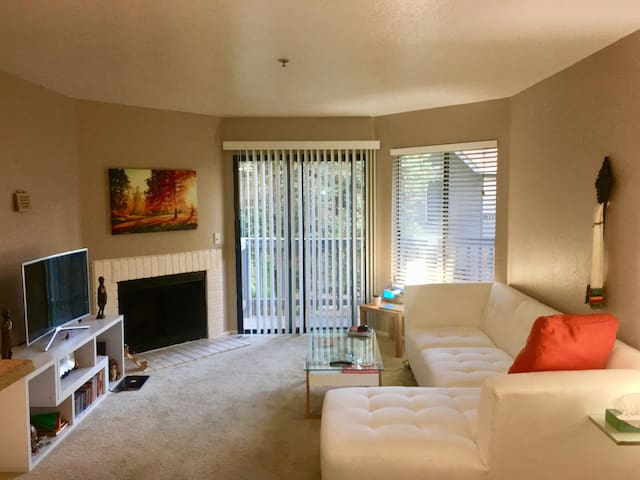 Cozy & Comfortable Private Room