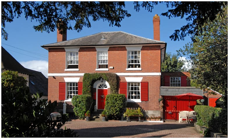 Holly House B&B, Room 2,D'or - Hereford - Bed & Breakfast