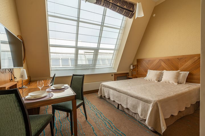 N.503 Rooftop Hotel-suite, in center of Wenceslas