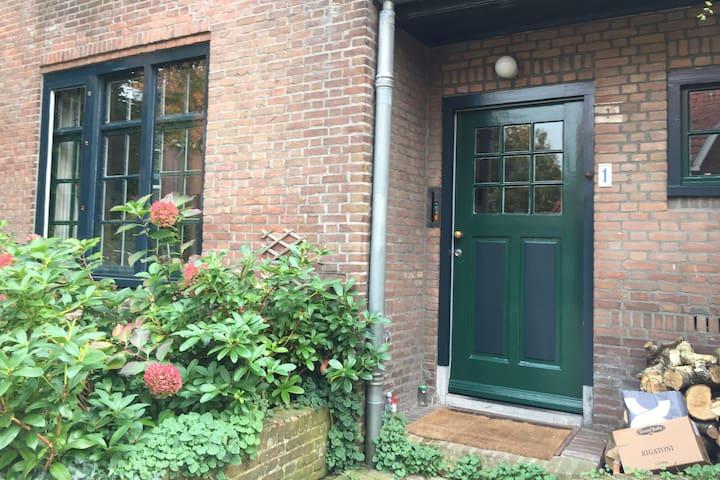 Sfeervol  oud huis in het centrum van Eindhoven