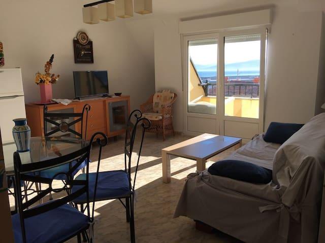Precioso apartamento en Laxe - Laxe - Lakás
