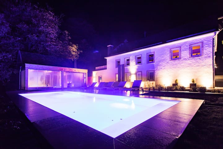 Villa Steinshof, bis zum 25 Gäste