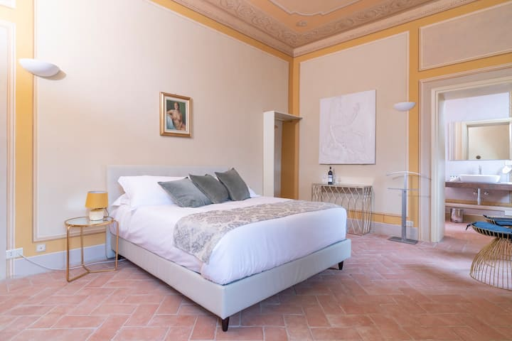 Junior Suite Ambra - B&B Villa Costanza Blevio