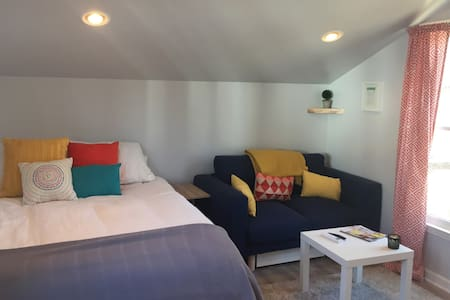 Carriage House studio in the heart of Decatur - Декатур - Квартира