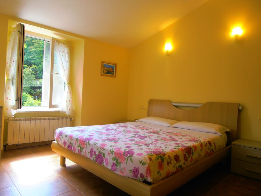 We can offer you a nice, clean and cozy room with comfortable bed