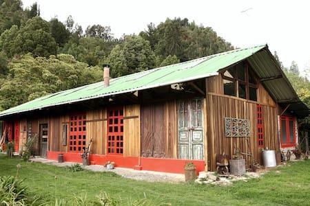 Cabaña Los Nudos - Tabio