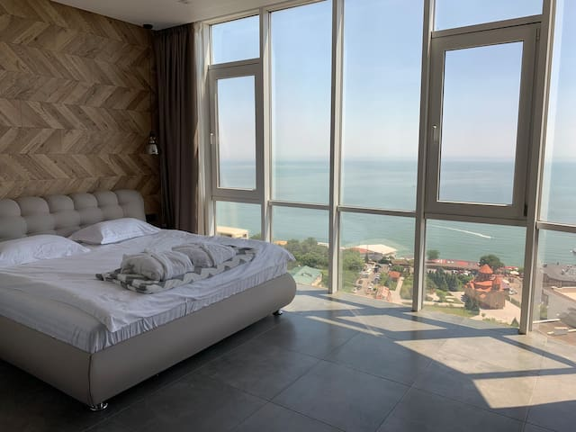 A&T Sea view apartment , Odessa, Arcadia