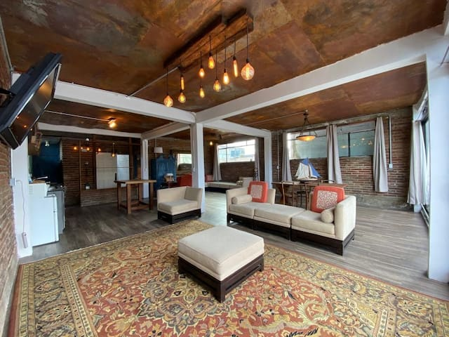 Award winning spectacular LOFT DOWNTOWN TIJUANA