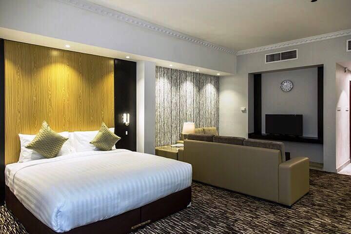 Studio @ Arcadia Hotel Apartment, Bur Dubai, Dubai