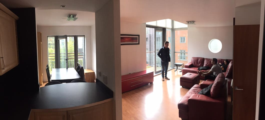 Quayside City apartment Newcastle-upon-Tyne - Gateshead - Appartement