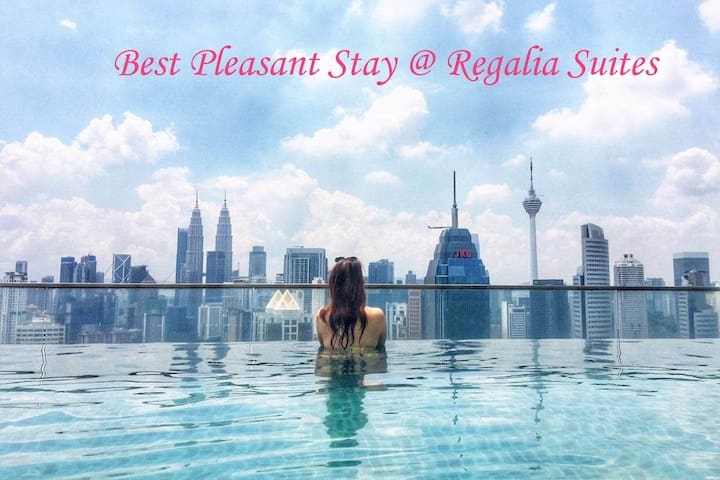★ Best Pleasant Stay In Regalia @ KL City ★