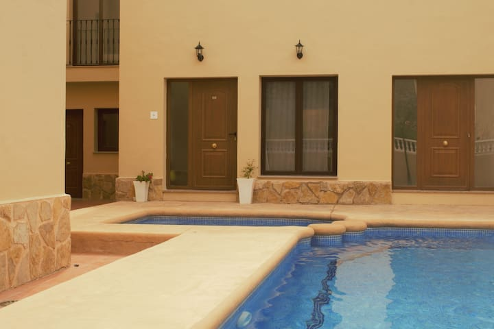 Almendros - relaxing breaks or  activity holidays
