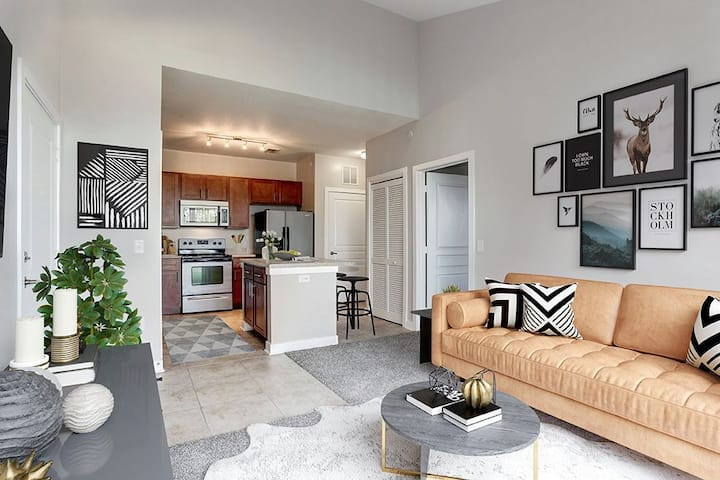 Cozy apartment for you | 1BR in Woodbridge
