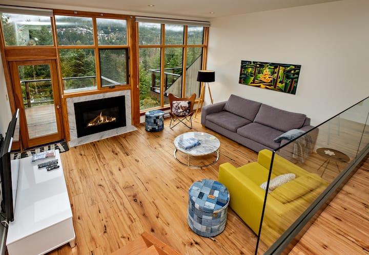 Whistler Creek, Sundance, Reno, 3Bd, Views