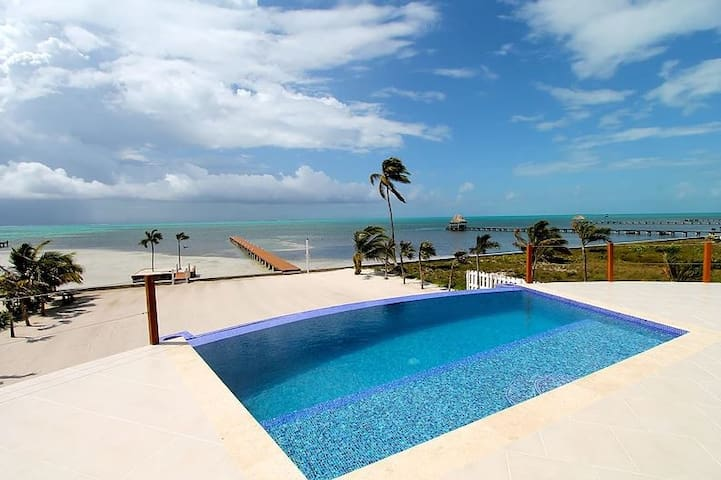Villa Ragazza Belize - Unique, Private, Exclusive!