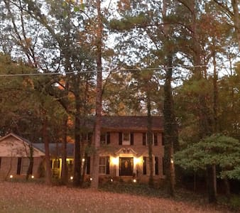 5-StarB&B Perfect Location Stn Mtn Park & ATL - 石头山(Stone Mountain)