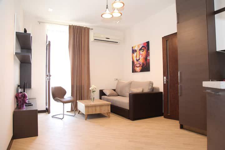 # NEW Modern Apartment Center (Cascade / Opera) #