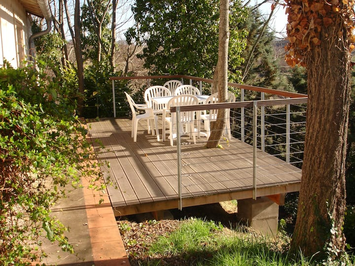 Apartment 3 bedrooms - view Pyrenees in Domain