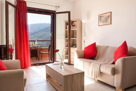 Exopolis residences (Villa Daphne) - Kavallos - Huis