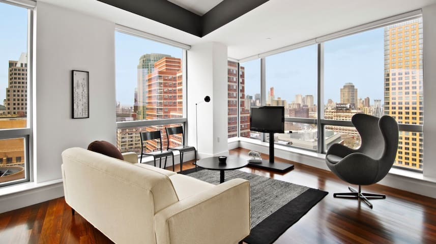 Penthouse Luxury Living in Brooklyn ..