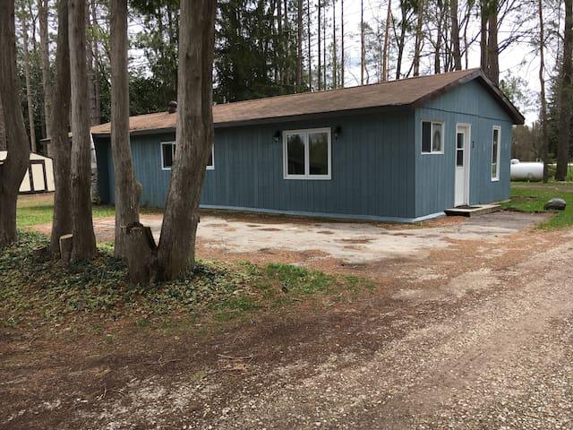 Our Blue Cottage