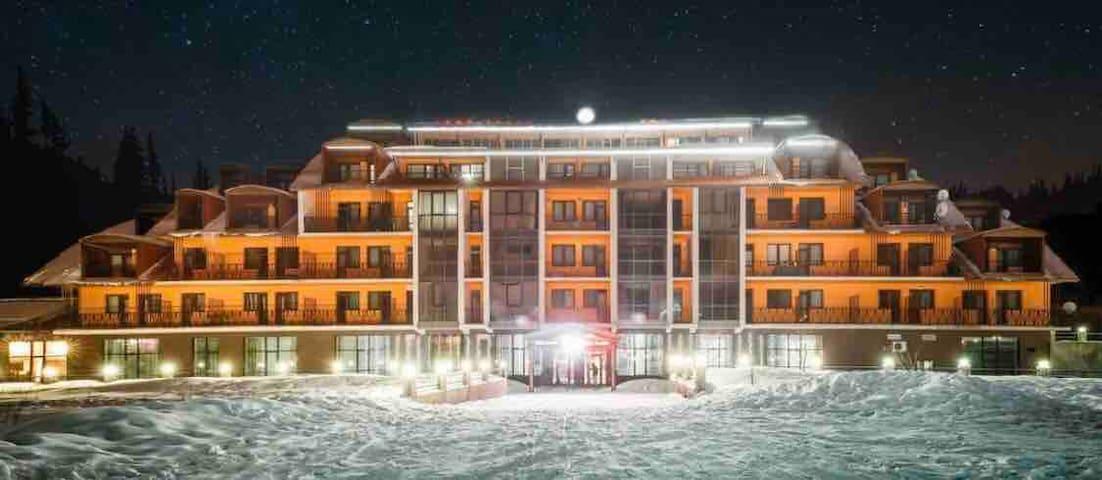 Snow plaza apartments