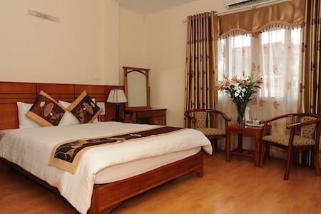 Superior Double or Twin Room Private - Hanoi