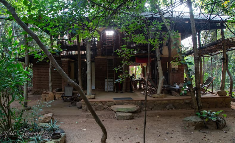 GALKADAWALA FOREST LODGE, HABARANA. (a).